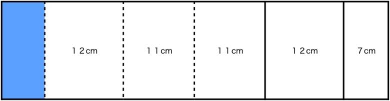 保冷剤リュックの折り畳み方